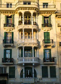 Greece House, Greek Beauty, Macedonia, Landscape Architecture, Wonderful Places, Athens, House Colors, Places To Visit, Exterior