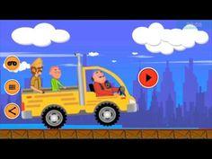 Motu Patlu Truck Simulator Gameplay on Android