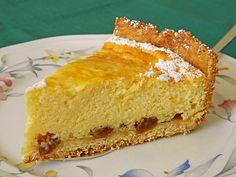 German Easter Cake - original and authentic German recipe.