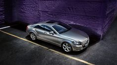 Mercedes-Benz CLS550.  European model shown.  For more information, visit: http://mbenz.us/lDbwQU