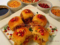 Kutchi Dabeli Recipe - Indian Street Food