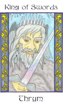 Northern Tradition Paganism: The Giants' Tarot - Swords