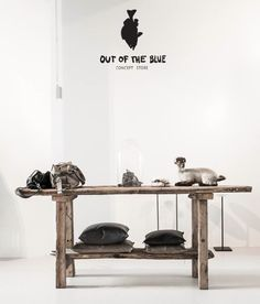 Out Of The Blue conceptstore eindhoven