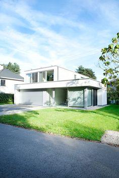 Backx Architecten - Vrijstaande woning BVM te Sint -Katelijne-Waver