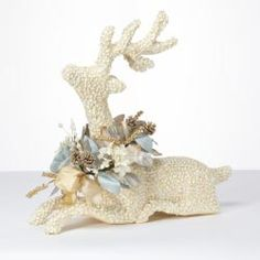 Christmas - Shell Reindeer - Set of 2