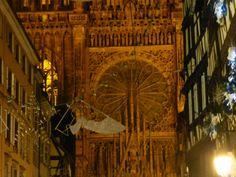 Cathédrale de Strasbourg. #Christmas #Noel