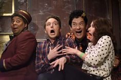 10 best SNL sketches. 2016. Farewell Mr Bunting was hysterical!
