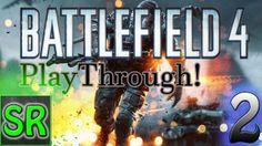 BattleField 4 PlayThrough! (TANK!) Ep. 2