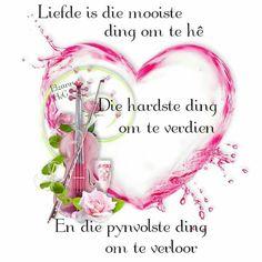 Liefde is... Afrikaans, Scripts, Script Typeface, Afrikaans Language, Script