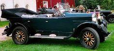 1924 Hupmobile Model E Touring