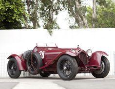 1933 Alfa Romeo 8C 2300 Monza (© JD Van Zyl)