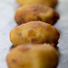Cómo preparar las croquetas del Echaurren de Francis Paniego con Thermomix | Trucos de cocina Thermomix | Bloglovin'