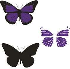 More SVG Files ~ Birds, Frames, Backgrounds, and Butterflies.