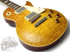 Gibson Custom Shop 1997 Historic 1958 Les Paul Reissue (Lemon Burst) (中古)【楽器検索デジマート】