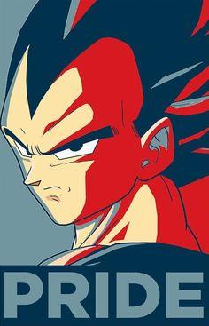 Dragon Ball Z Poster, Vegeta Dragonball Super, Figurine Dragon, Manga Anime, Anime Art, The Villain, Animes Wallpapers, Anime Comics, Akira, Digimon