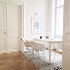 Ein Altbau-Traum in Weiß: zu Besuch bei traumzuhause in Wien   SoLebIch.de Foto: traumzuhause