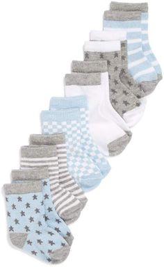 Adorel Baby Anti-Slip Socks Thick Long Winter Cotton Fuzzy
