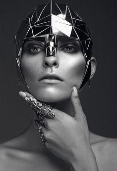 Dichotomic el nuevo trabajo de la fotógrafa Aleksandra Zaborowska