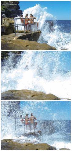 Sydney - Queenscliff Pool