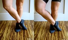Stretch It: Shin and Ankle Stretch