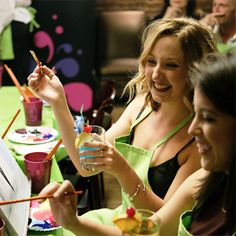 Paint Nite. Drink. Paint. Party! We host painting events at local bars. Come join us for a Paint Nite Party!.