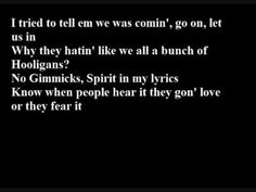 Dum Dum-Tedashii, ft. Lecrae (With on screen Lyrics)