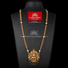 Nakashi Temple Pendant with Chain Gold Bridal Earrings, Dainty Gold Necklace, Bridal Jewelry, Gold Choker, Gold Mangalsutra Designs, Gold Jewellery Design, Antique Jewellery, Gold Jewelry, Necklace Online