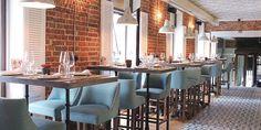 Flavia, un bonito restaurante ubicado en la Milla de Oro madrileña, que nos ofrece cocina tradicional italiana en un ambiente elegante y desenfadado.