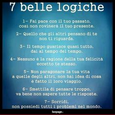 seven interesting life guideline Italian Phrases, Italian Quotes, Something To Remember, Mantra, Positive Vibes, Life Lessons, Wise Words, Decir No, Quotations
