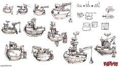 The Art of Flotsam – Pixel Friend Blog
