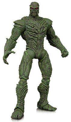 Justice League Dark Action Figure Swamp Thing