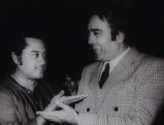 Once upon a time... — Kishore Kumar and Sunil Dutt.