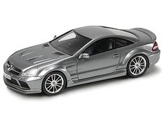 Absolute Hot Models 1:43 Mercedes-Benz SL65 Diecast Model Car 094302D2 This Mercedes-Benz SL65 AMG Black Series (2010) Diecast Model Car is Carbon Grey and features working wheels. It is made by Absolute Hot Models and is 1:43 scale (approx. 9cm / 3.5in long). #AbsoluteHotModels #ModelCar #Mercedes-Benz