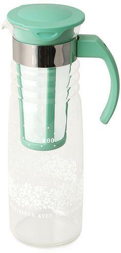 ShopStyle(ショップスタイル): Afternoon Tea CG70 ガラスボトルL/ジャルダン・ド・リヨン