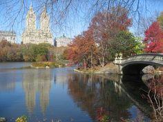 Immancabile la #twitpic di #newyork... Central Park in #autunno?? aaaawww