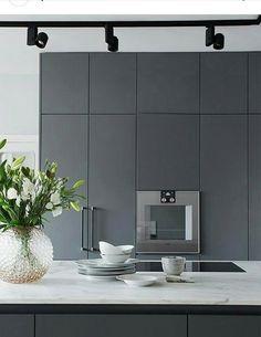 Cozinha grey.
