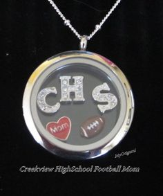 Football Mom Oragami Owl !Host a party contact me Sabrina Stearns Independent Designer #44379, Origami Owl at: dreamcreteinspirebelieve@gmail.com shop at http://dreamcreateinspirebelieve.origamiowl.com/