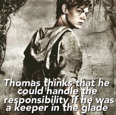OHH MY GOSH! SIGN ME UP! I MEAN I DON'T LIKE TERESA, BUT HEY, IT'S THOMAS BRODIE-SANGSTER! -Myself