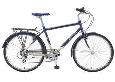 Breezer Uptown EX - $500 http://www.bicycling.com/bikes-gear/commuter-bikes/buyers-guide-the-best-city-bikes-of-2012