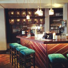 Walter's: The Walter Woodbury Bar, new on the #Amsterdam #Eastside! inoost.metmik.nl