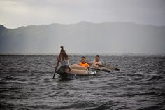 Escaping from the rain | Inle Lake
