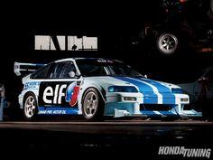 SS Work's 1989 Honda CR-X EF7 - I Am Legend via Honda Tuning
