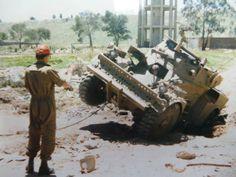 Eland 60 of SADF.