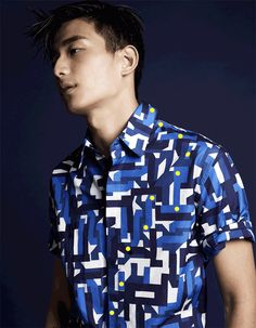 Vogue Hommes Japan – The Bonus GIF Post   models.com MDX