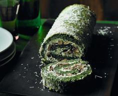 Fed up with nut roast as a vegetarian option for Christmas dinner? Try out these delicious vegetarian roast alternatives for your veggie Christmas lunch instead Vegetarian Christmas Dinner, Veggie Christmas, Christmas Recipes, Spinach Rolls, Spinach And Cheese, Veggie Recipes, Vegetarian Recipes, Cooking Recipes, Vegetarian Roast
