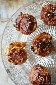 Instant Pumpkin Butter Sticky Buns - might be good for a Girl Scout Tea!