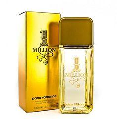 Achetez votre parfum One Million Paco Rabanne homme pas cher chez OkazNikel. Paco Rabanne, Aftershave, One Million Paco, After Shave Lotion, Shaving, Brand Names, Perfume Bottles, Emmental, Cher