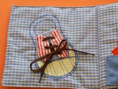 Handmade Quiet Book