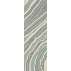 Navona Gray 2 ft. 6 in. x 8 ft. Indoor/Outdoor Runner