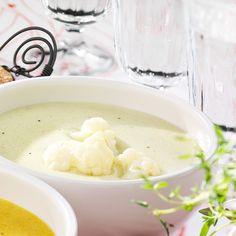 Blomkålssoppa | Recept | ViktVäktarna